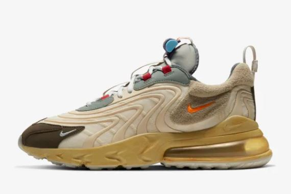nike x travis scott air max