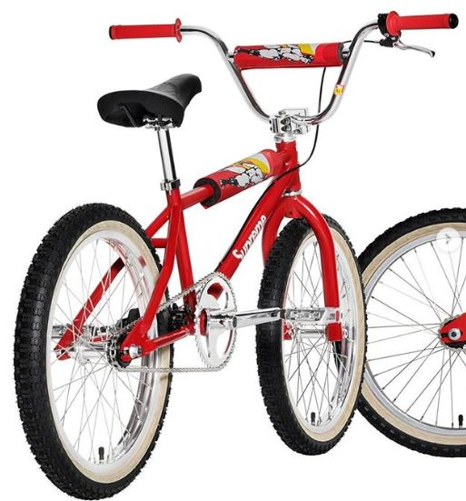 supreme bike bmx 2020