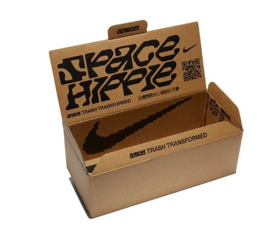 Caja Nike Space