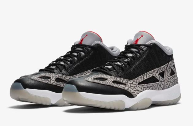 air jordan 11 black cement