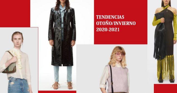 TENDENCIAS de OTOÑO INVIERNO 2020