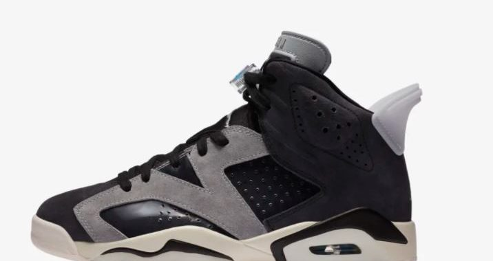 air jordan 6 tech chrome