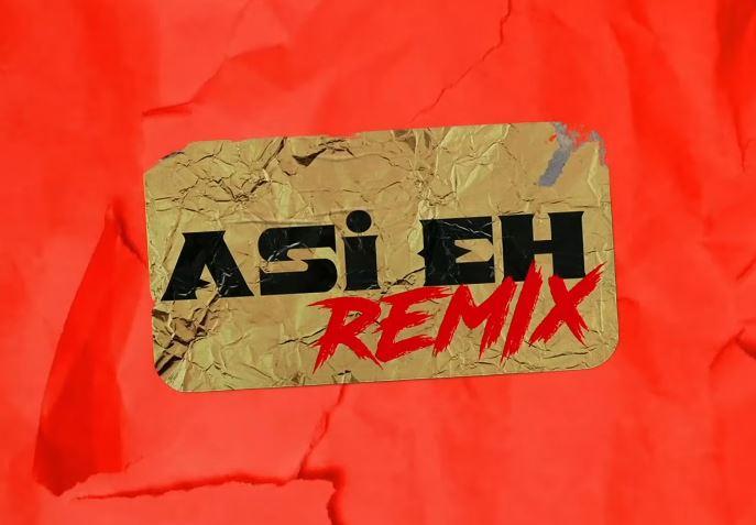así eh remix