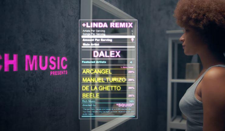 + linda remix
