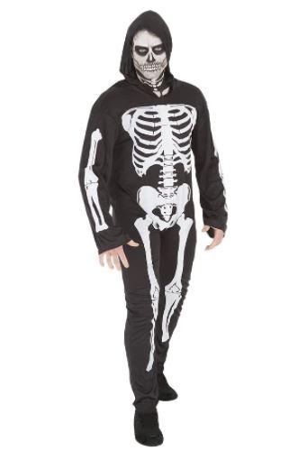 disfraces de halloween baratos amazon esqueleto