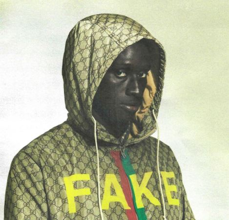 fake not gucci