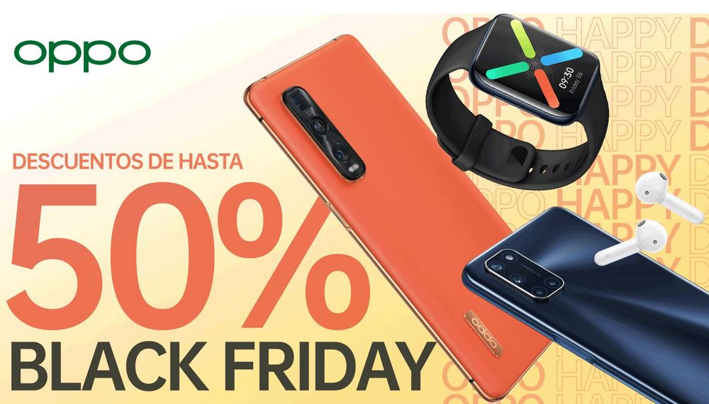 black friday de oppo