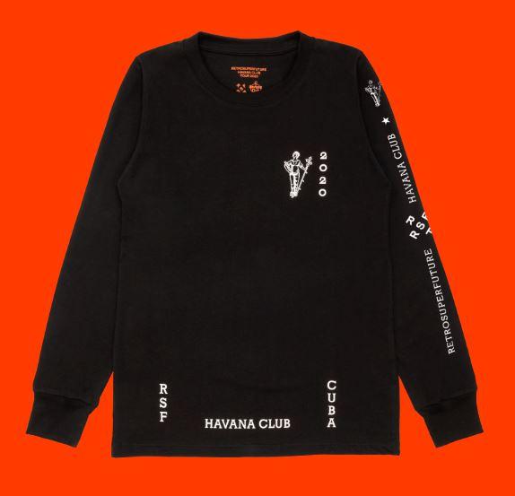 rsf x havana camiseta