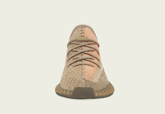 YEEZY BOOST 350 V2 Sand Taupe 1