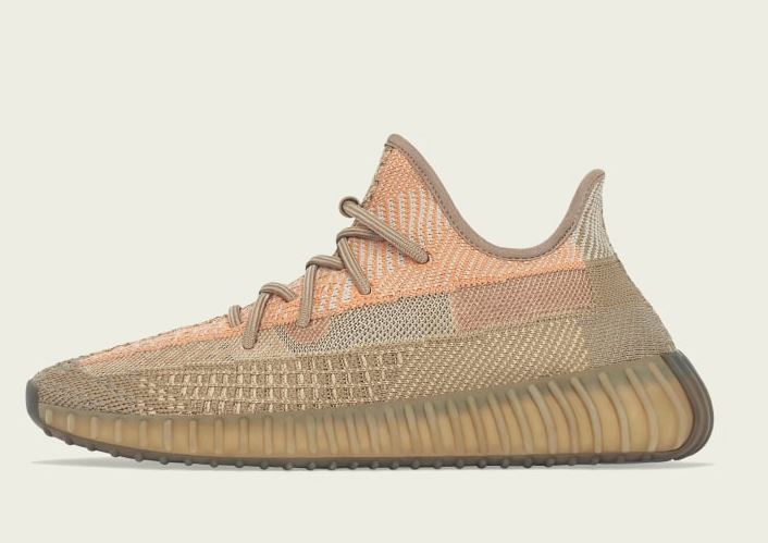 YEEZY BOOST 350 V2 Sand Taupe 2