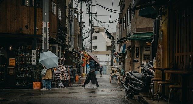 lugares fotografiables tokio
