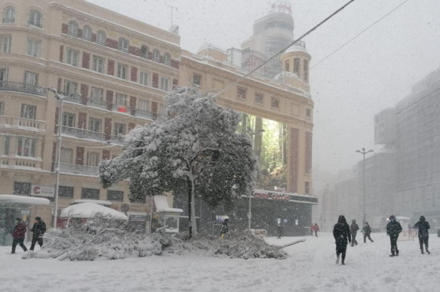 nevada en madrid callao 2