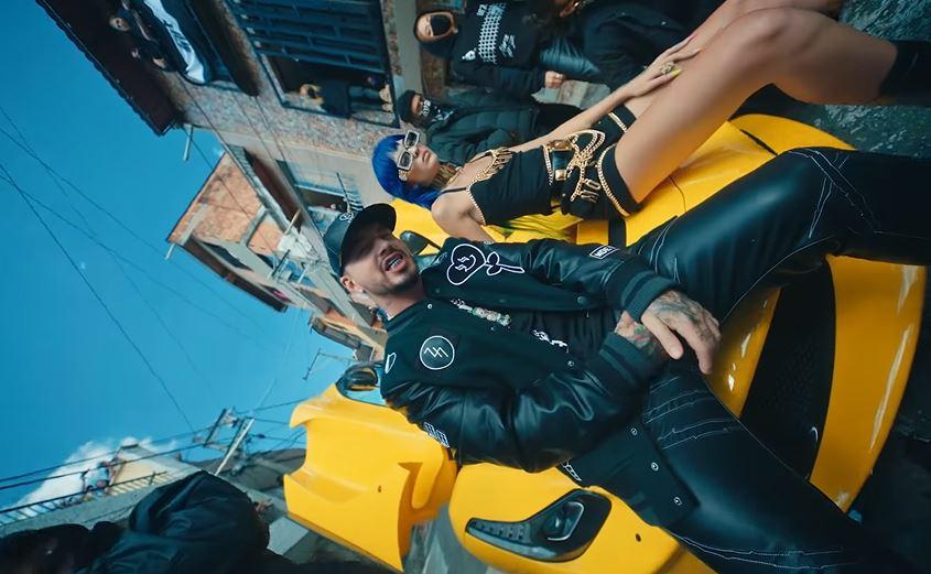 """J Balvin estrena """"Ma G"""", primer sencillo y video de su próximo álbum"""