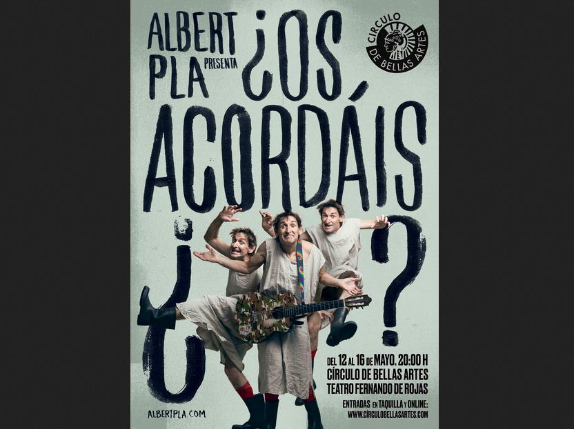 Os acordáis de Albert Pla