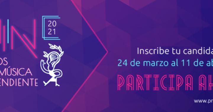 Premios Min 2021