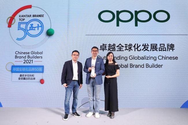 marcas globales chinas