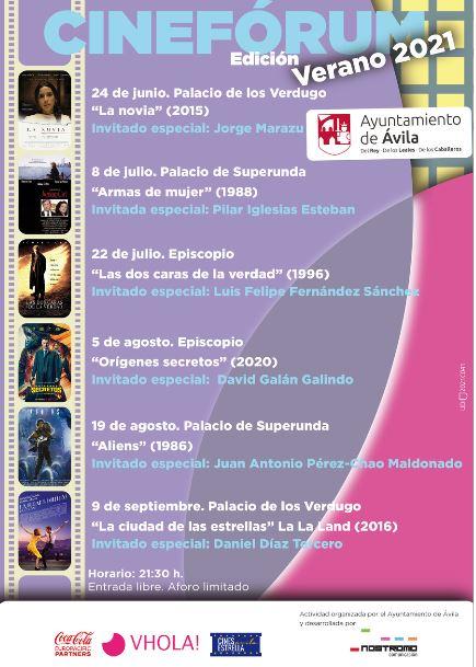 Cinefórum Ávila