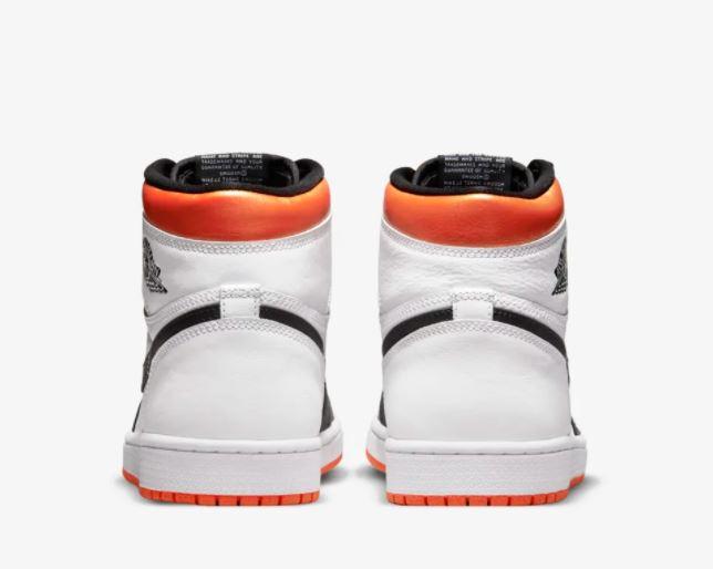 Air Jordan 1 High Orange Electro