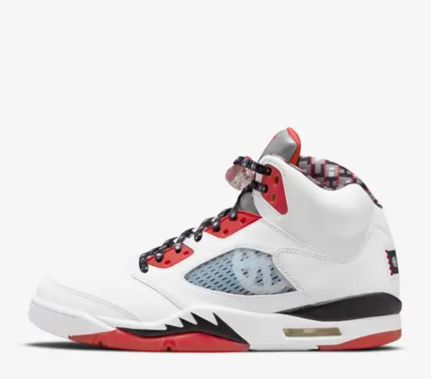 Air Jordan 5 Retro Quai 54 2