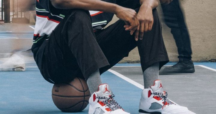 Air Jordan 5 Retro Quai 54