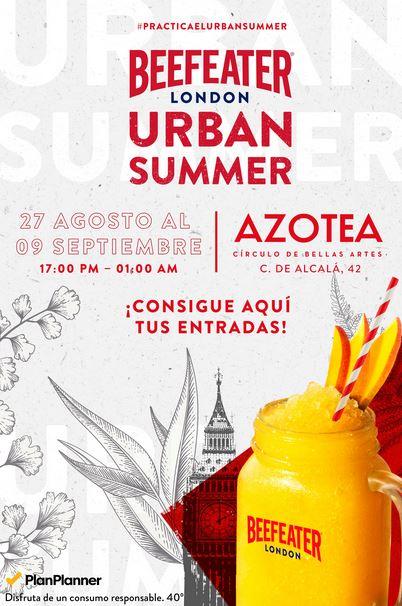 Beefeater Urban Summer 1