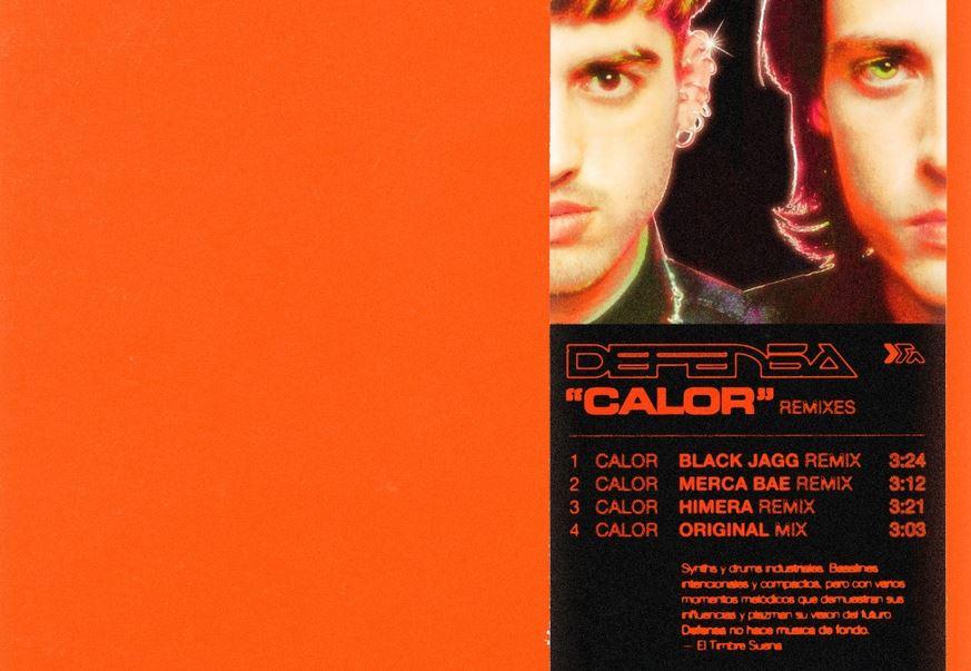 Calor Remixes