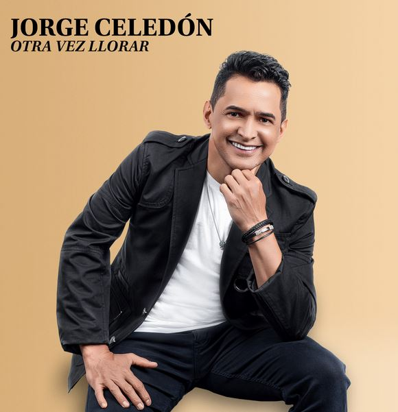 Otra vez llorar de Jorge Celedón