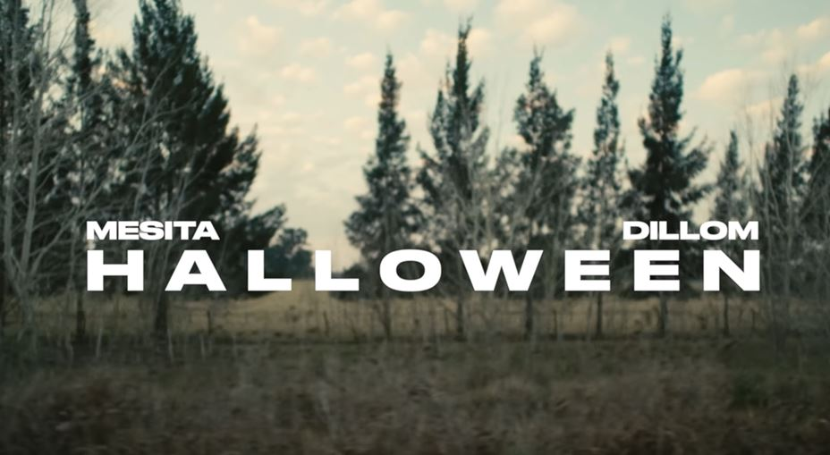halloween de mesita