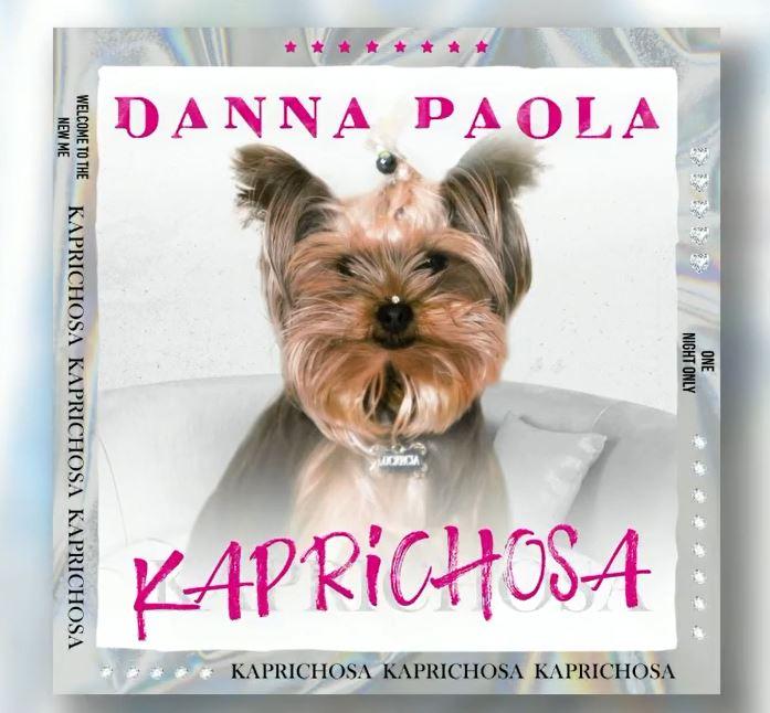 Kaprichosa de Danna Paola, proclama que hace lo que quiere
