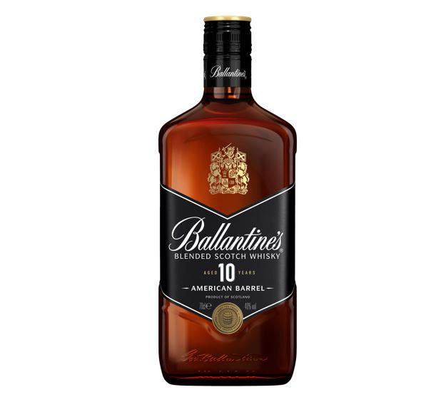 Ballantine's 10 American Barrel