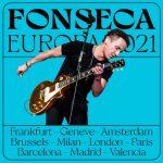 Fonseca Europa 2021: El artista anuncia su gira por diez ciudades