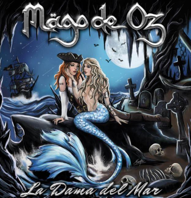 La Dama del Mar de Mägo de Oz