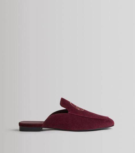 bershka x c.tangana slippers