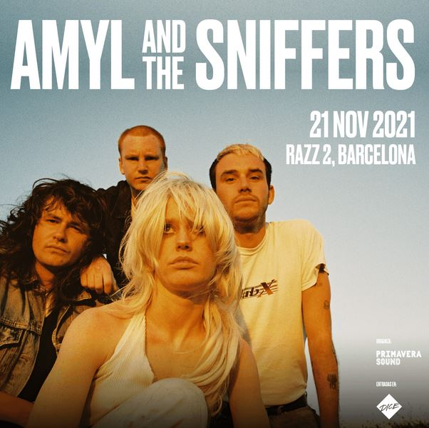 Amyl and the Sniffers