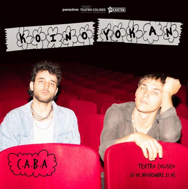 Concierto de Koino Yokan