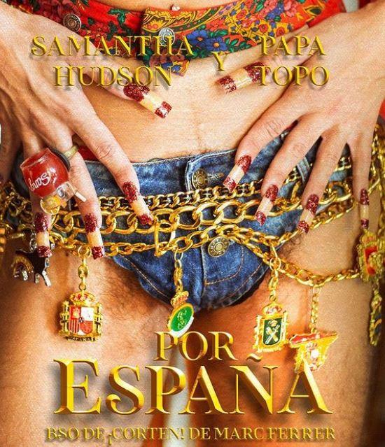 Por España de Samantha Hudson