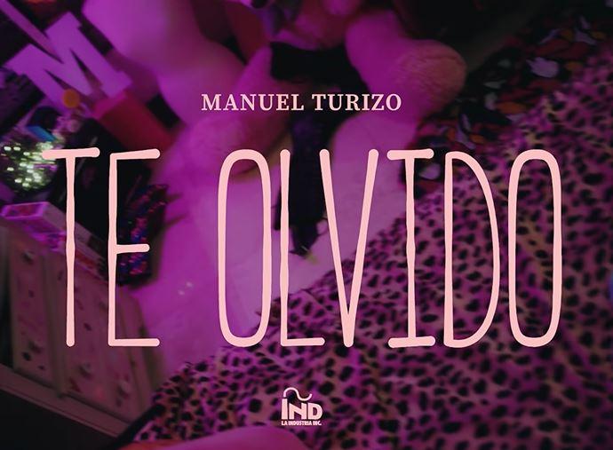 Te Olvido de Manuel Turizo