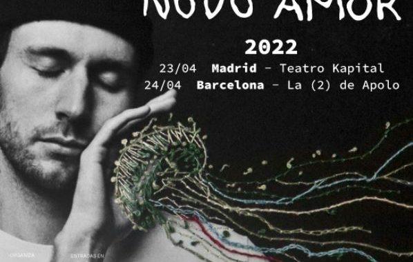concierto de Novo Amor en Madrid
