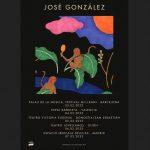La gira de teatros de José González recorrerá las principales ciudades del país  en 2022